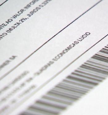 Impressão e manuseio de boletos e outros documentos