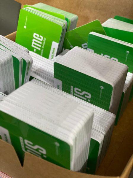 Onde comprar cartões em PVC para acesso em prédios comerciais?