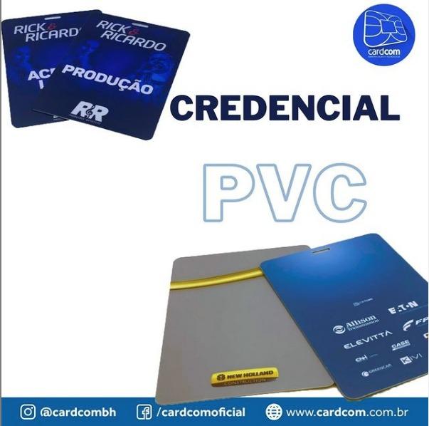 Credencial PVC