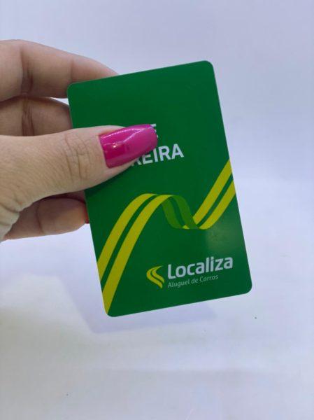 Onde comprar crachá PVC em Belo Horizonte?