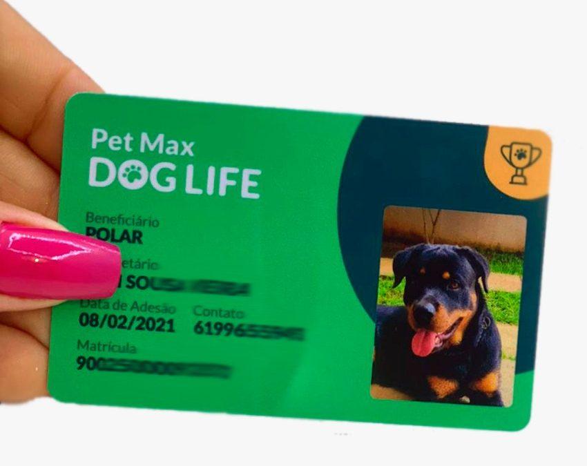 Carteirinha PVC personalizada