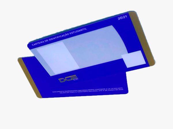 Carteira de Estudante em PVC fabricada BH