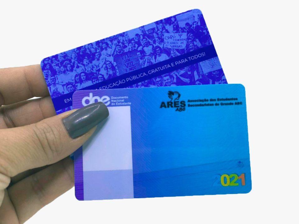 Impressora carteirinha PVC