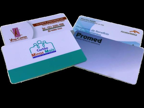 Carteirinha Planos de Saúde PVC preço em BH