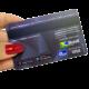 Cartão PVC com tarja magnética