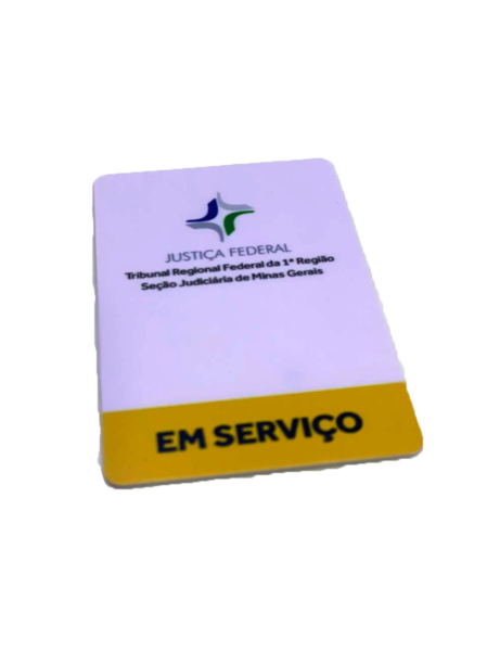 Crachá Belo Horizonte valor
