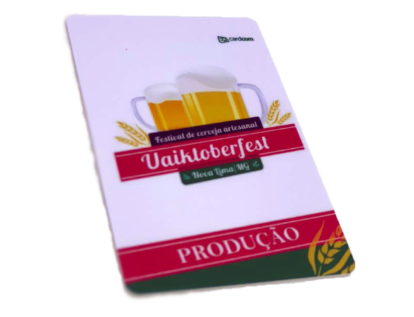 Crachá de PVC descubra as principais vantagens Belo Horizonte