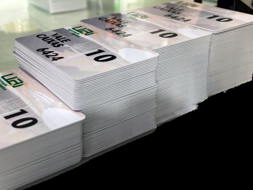 Cotação cartão PVC BH